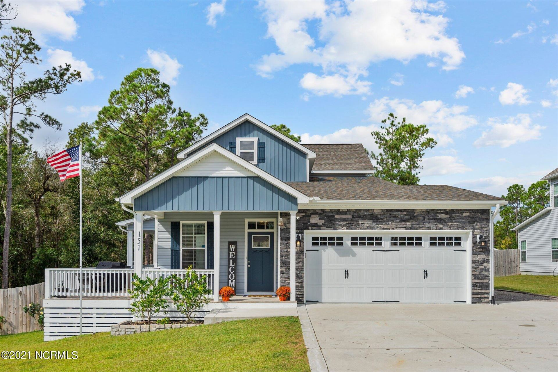 Photo of 151 Mississippi Drive, Rocky Point, NC 28457 (MLS # 100295147)