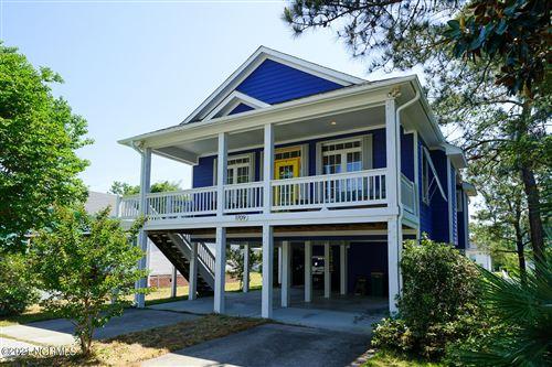 Photo of 1709 Mackerel Lane, Carolina Beach, NC 28428 (MLS # 100270148)