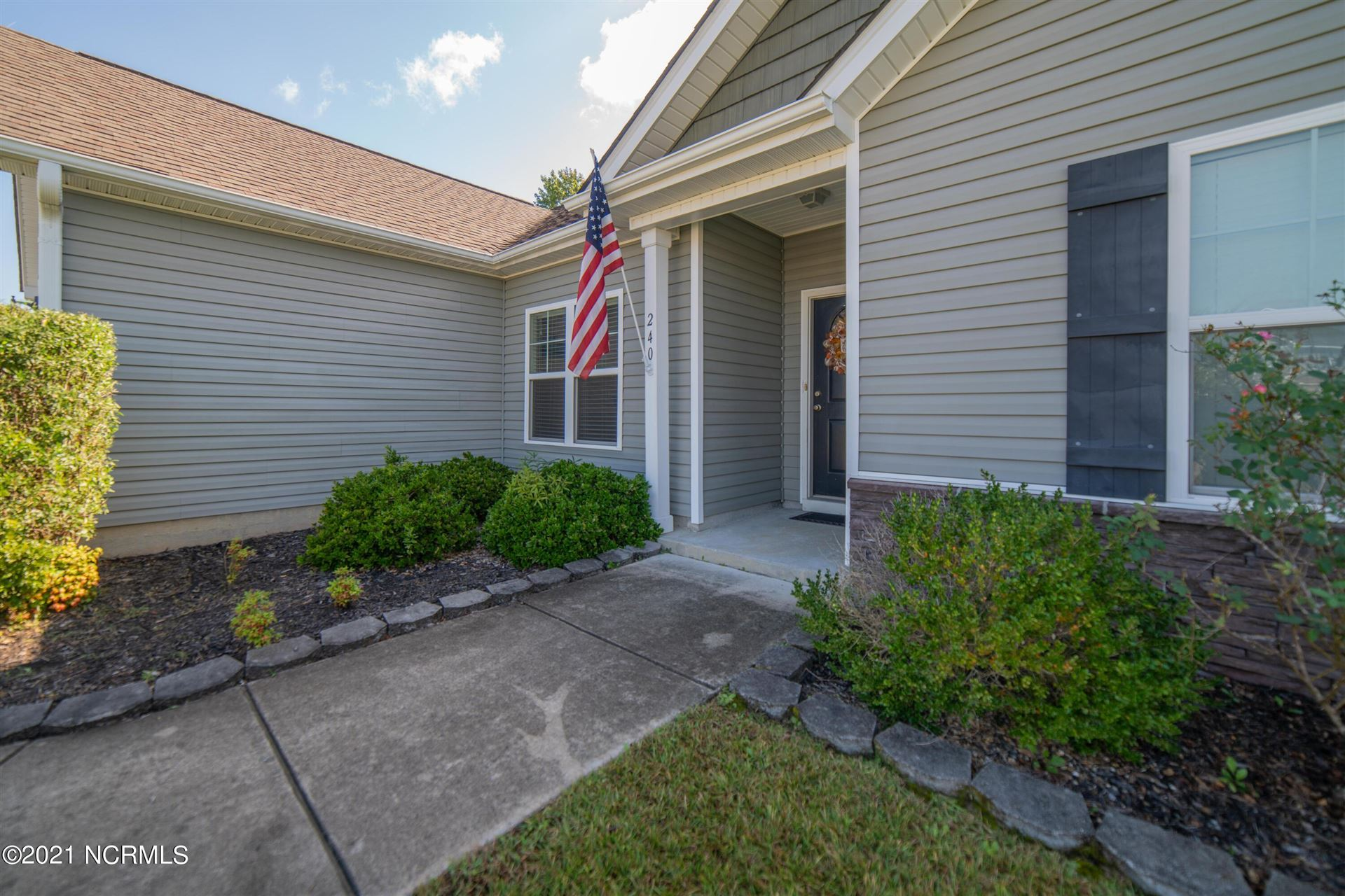 Photo of 240 Seville Street, Jacksonville, NC 28546 (MLS # 100293148)