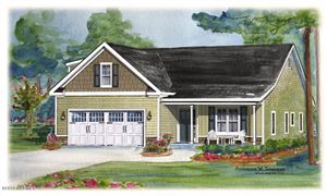 Photo of 3868 Stone Harbor Place, Leland, NC 28451 (MLS # 100181149)