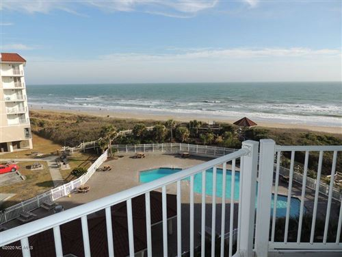 Photo of 2000 New River Inlet Road #2512, North Topsail Beach, NC 28460 (MLS # 100224149)