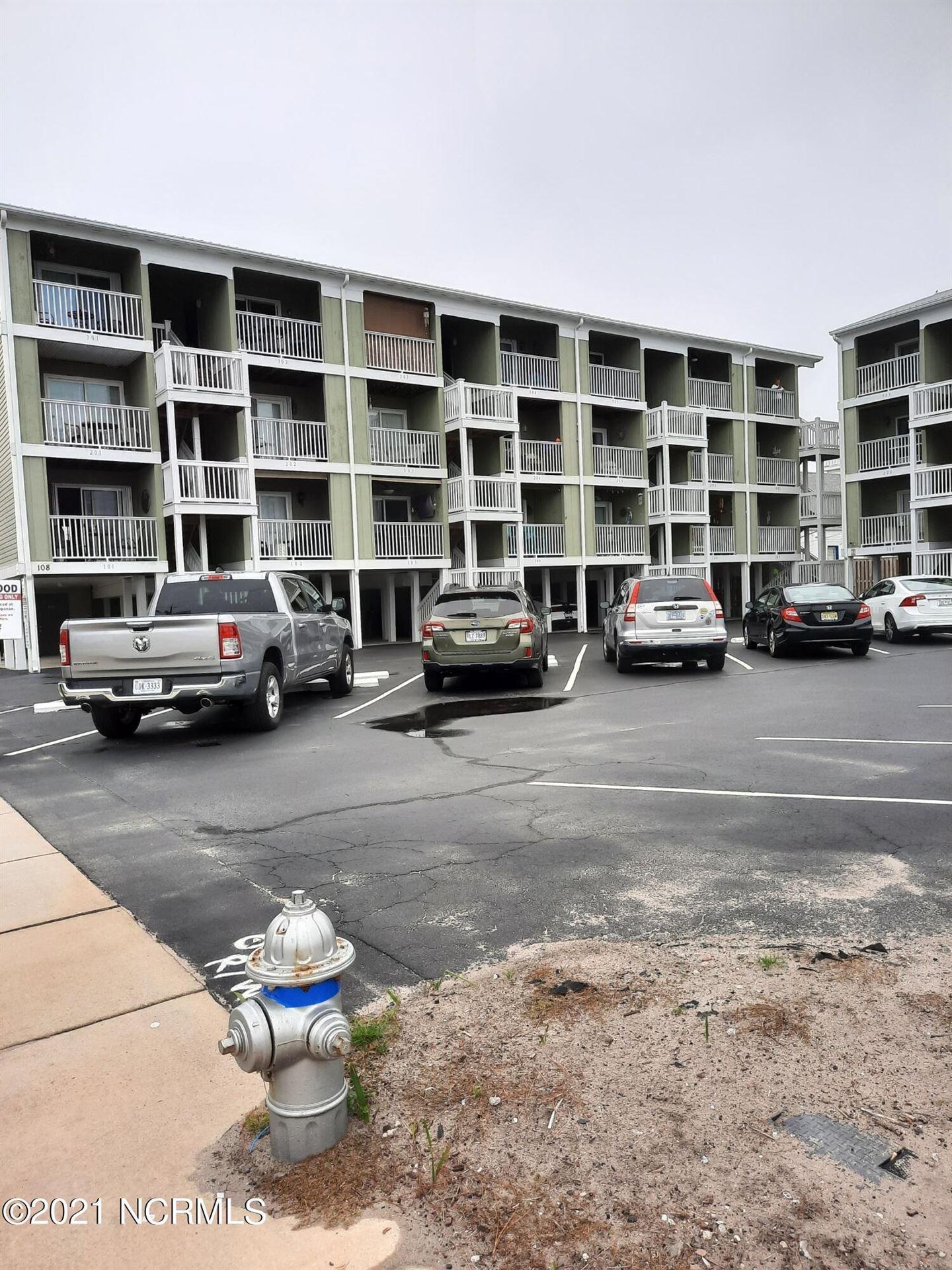 Photo of 108 Lake Park Boulevard S #207, Carolina Beach, NC 28428 (MLS # 100294149)