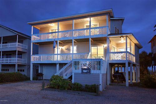 Photo of 129 Ocean Isle West Boulevard, Ocean Isle Beach, NC 28469 (MLS # 100236150)