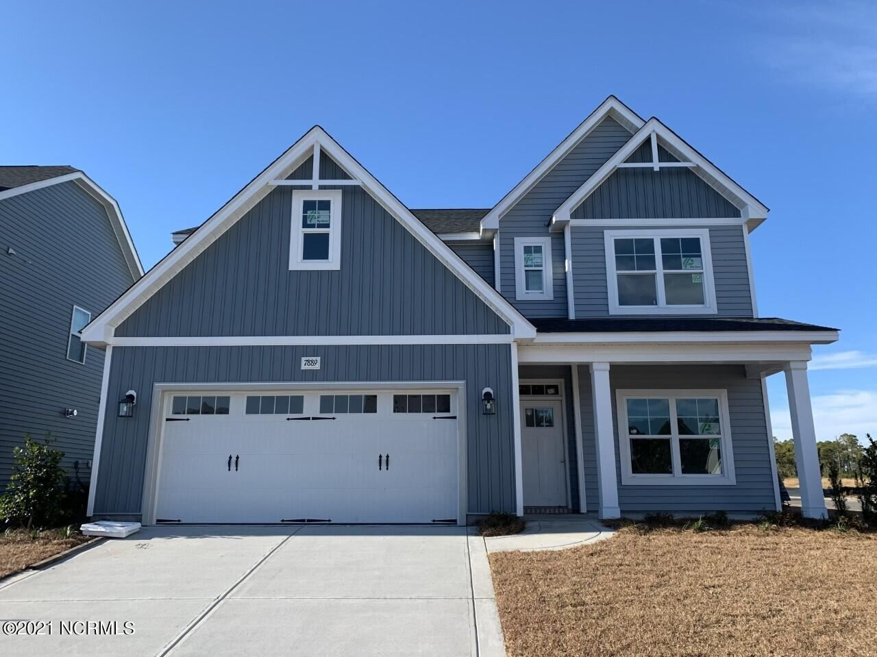 Photo for 7889 Waterwillow Drive, Leland, NC 28451 (MLS # 100277150)