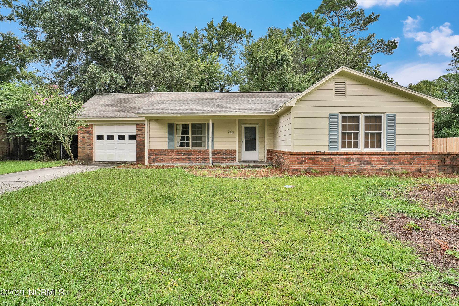 Photo for 206 Pershing Court, Wilmington, NC 28412 (MLS # 100285150)