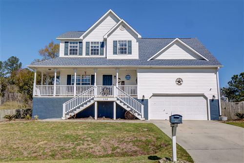 Photo of 158 Forest Bluff Drive, Jacksonville, NC 28540 (MLS # 100207151)