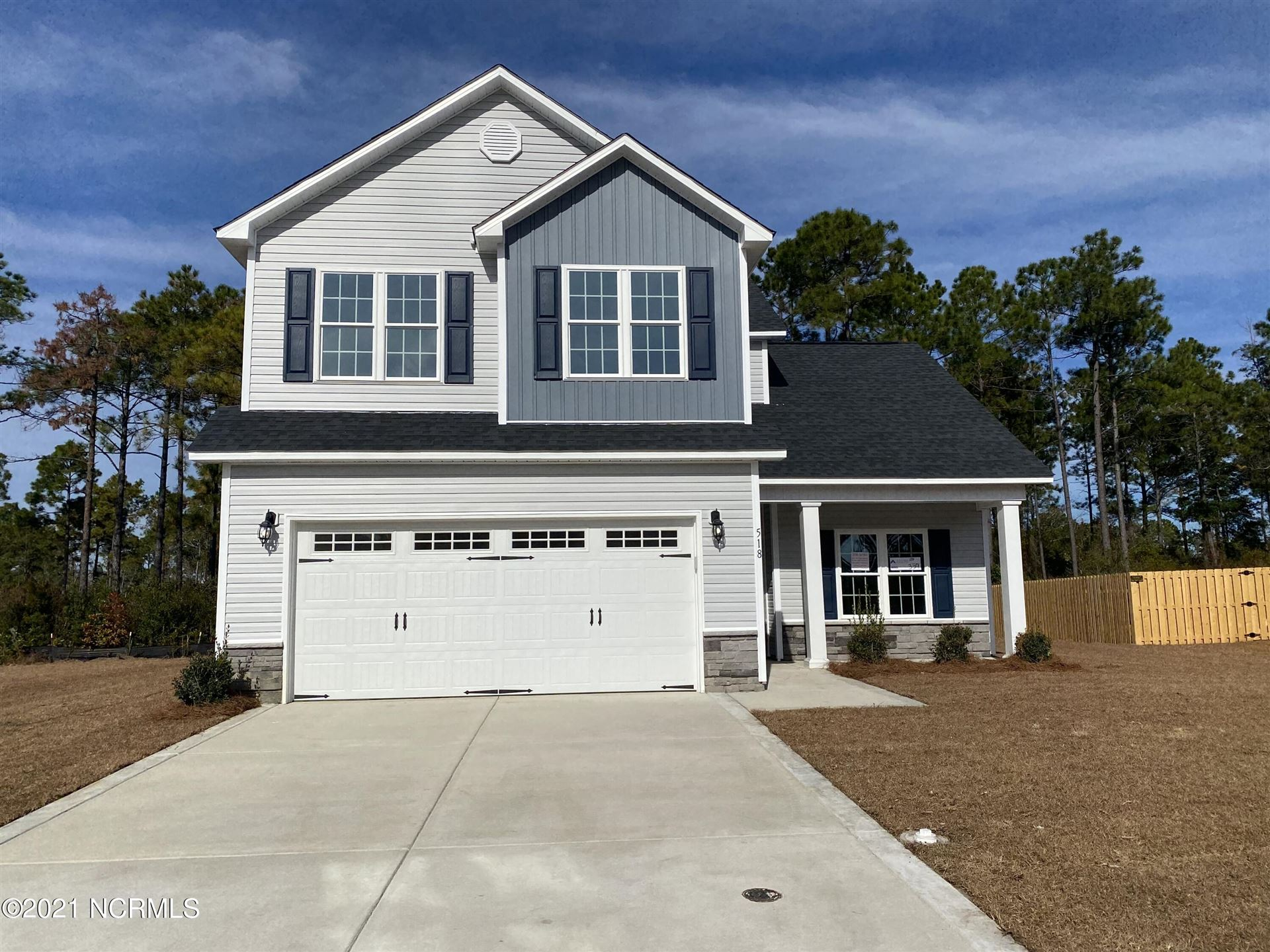 Photo of 518 Transom Way, Sneads Ferry, NC 28460 (MLS # 100255151)