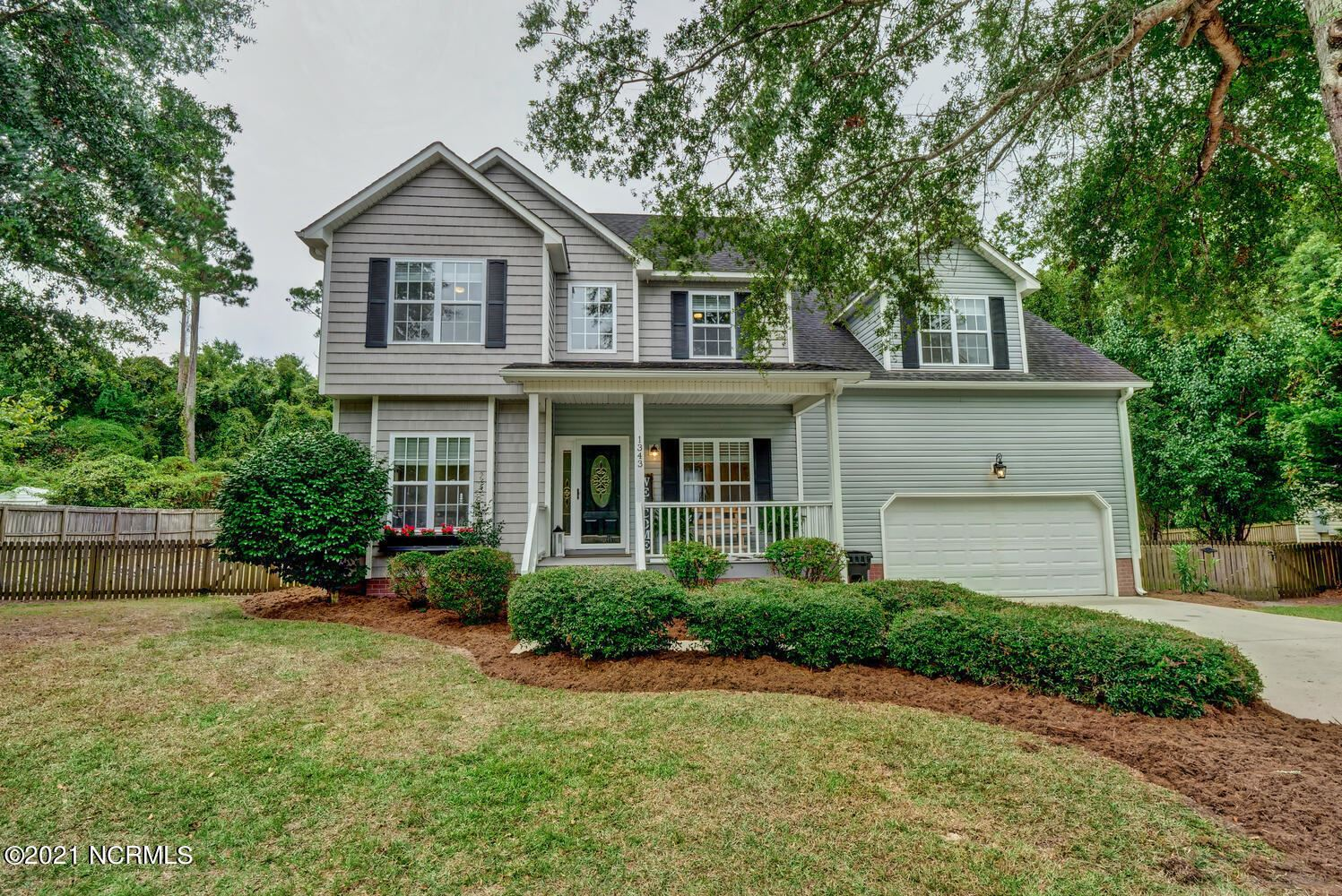 Photo of 1343 Chadwick Shores Drive, Sneads Ferry, NC 28460 (MLS # 100288151)