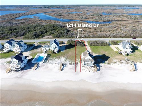 Photo of 4214 Island Drive, North Topsail Beach, NC 28460 (MLS # 100201153)