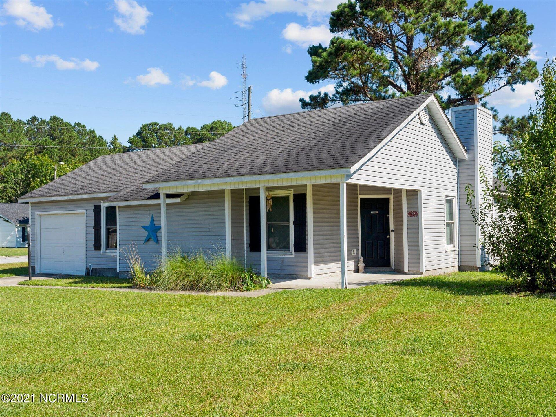 Photo of 116 Grey Fox Lane, Jacksonville, NC 28546 (MLS # 100293153)