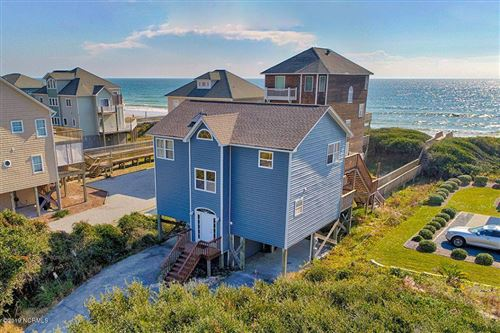 Photo of 4472 Island Drive, North Topsail Beach, NC 28460 (MLS # 100183154)