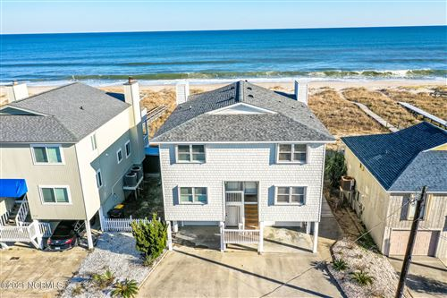 Photo of 525 Fort Fisher Boulevard S #Unit 1, Kure Beach, NC 28449 (MLS # 100252154)