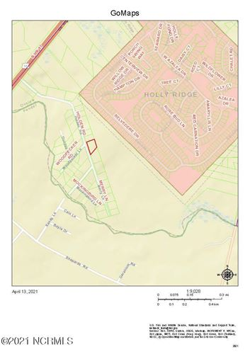 Tiny photo for 220 Holden Road, Holly Ridge, NC 28445 (MLS # 100266154)