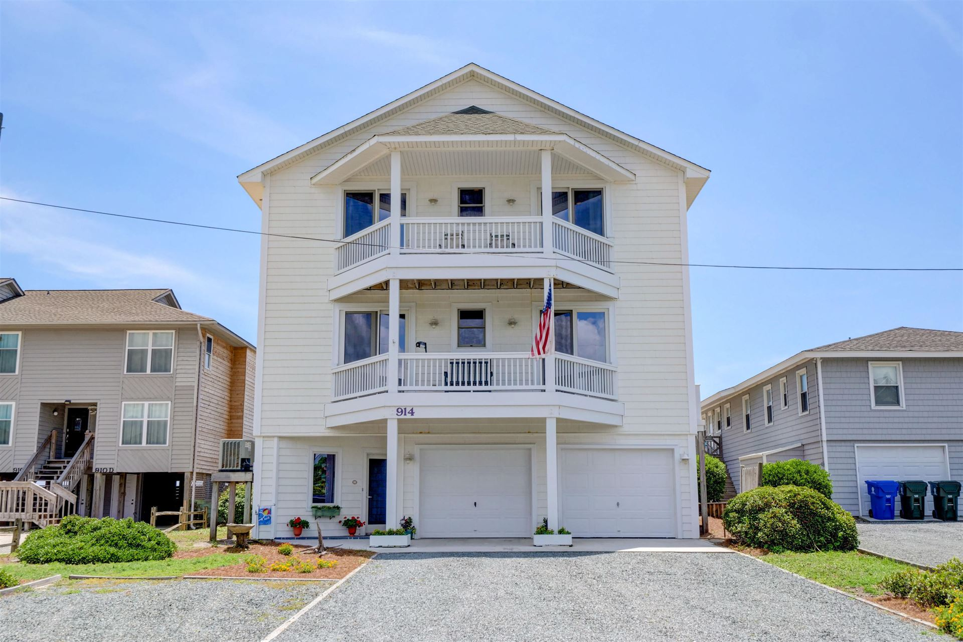 914 S Shore Drive, Surf City, NC 28445 - MLS#: 100224155