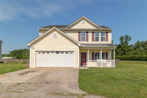 Photo of 519 Huffmantown Road, Richlands, NC 28574 (MLS # 100229156)