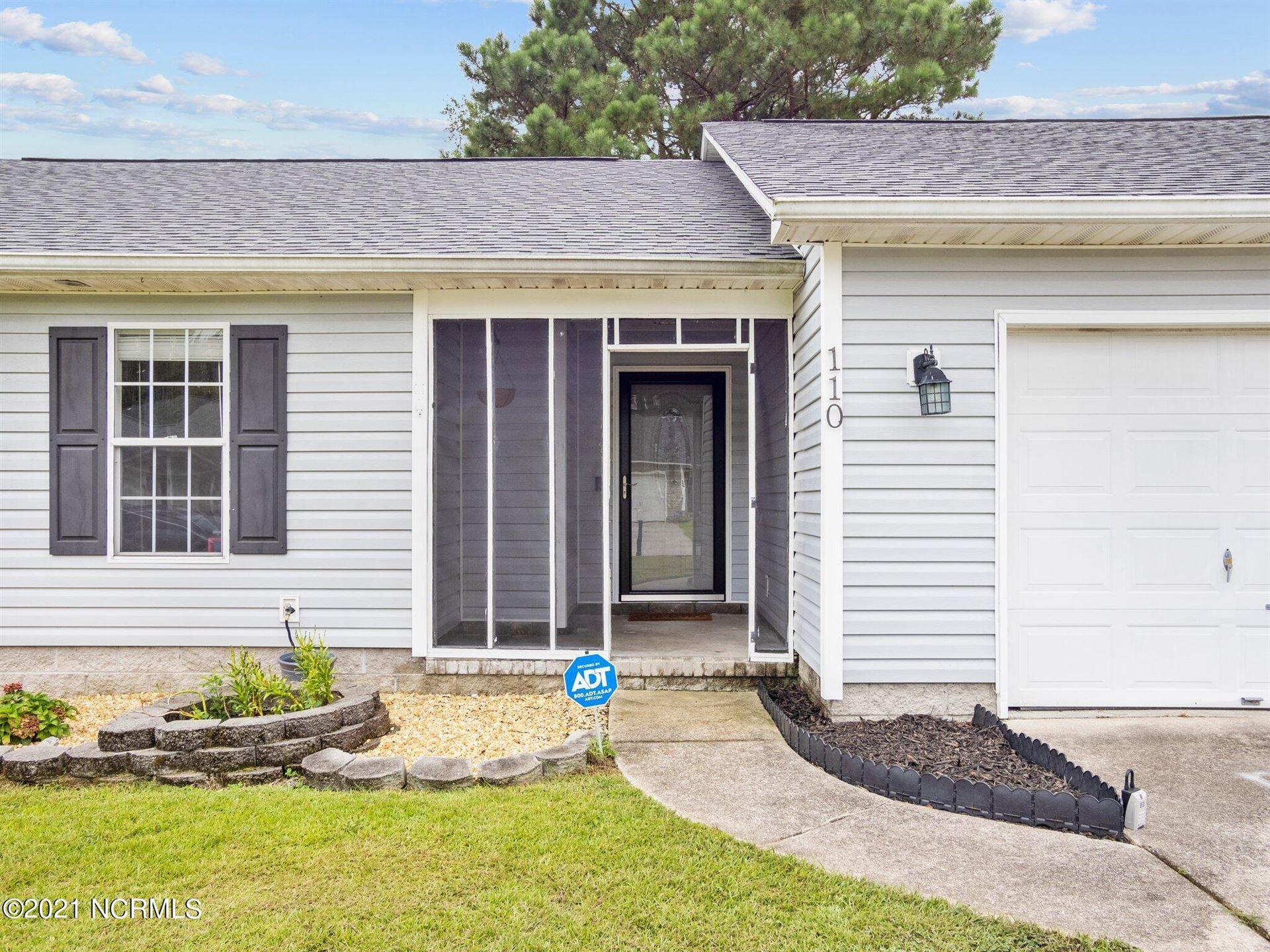 Photo of 110 Pollard Drive, Jacksonville, NC 28540 (MLS # 100288156)