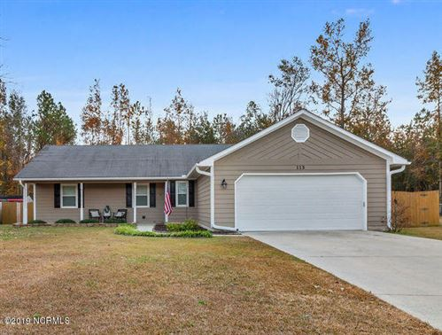 Photo of 113 Surrey Drive, Jacksonville, NC 28540 (MLS # 100195158)