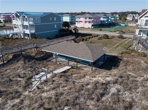 Photo of 1059 Ocean Boulevard W, Holden Beach, NC 28462 (MLS # 100205158)