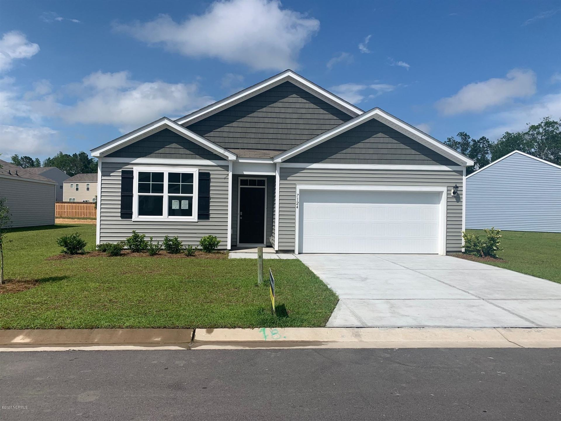 Photo for 9090 St. George Road #Lot 14, Wilmington, NC 28411 (MLS # 100273158)