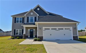 Photo of 405 Durham Station Drive, Jacksonville, NC 28546 (MLS # 100185159)