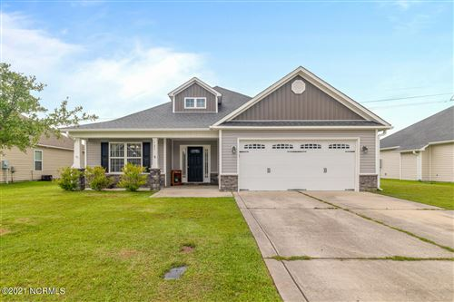 Photo of 127 Cavalier Drive, Jacksonville, NC 28546 (MLS # 100276160)