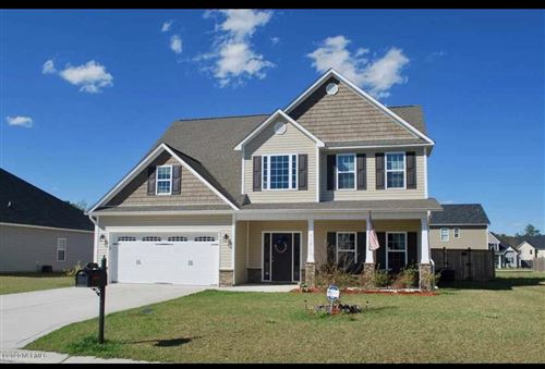 Photo of 512 New Hanover Trail, Jacksonville, NC 28546 (MLS # 100222161)