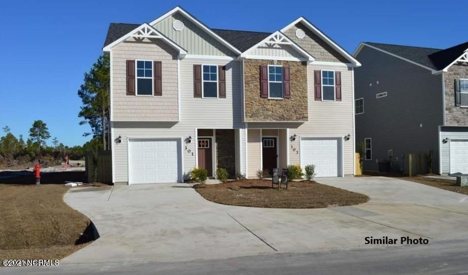 Photo of 411 Vandemere Court, Holly Ridge, NC 28445 (MLS # 100264163)