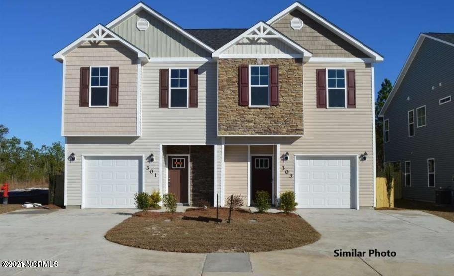 Photo of 413 Vandemere Court, Holly Ridge, NC 28445 (MLS # 100264164)