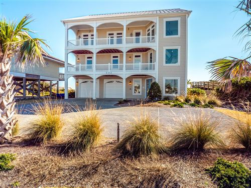 Photo of 502 N Shore Drive, Surf City, NC 28445 (MLS # 100204165)