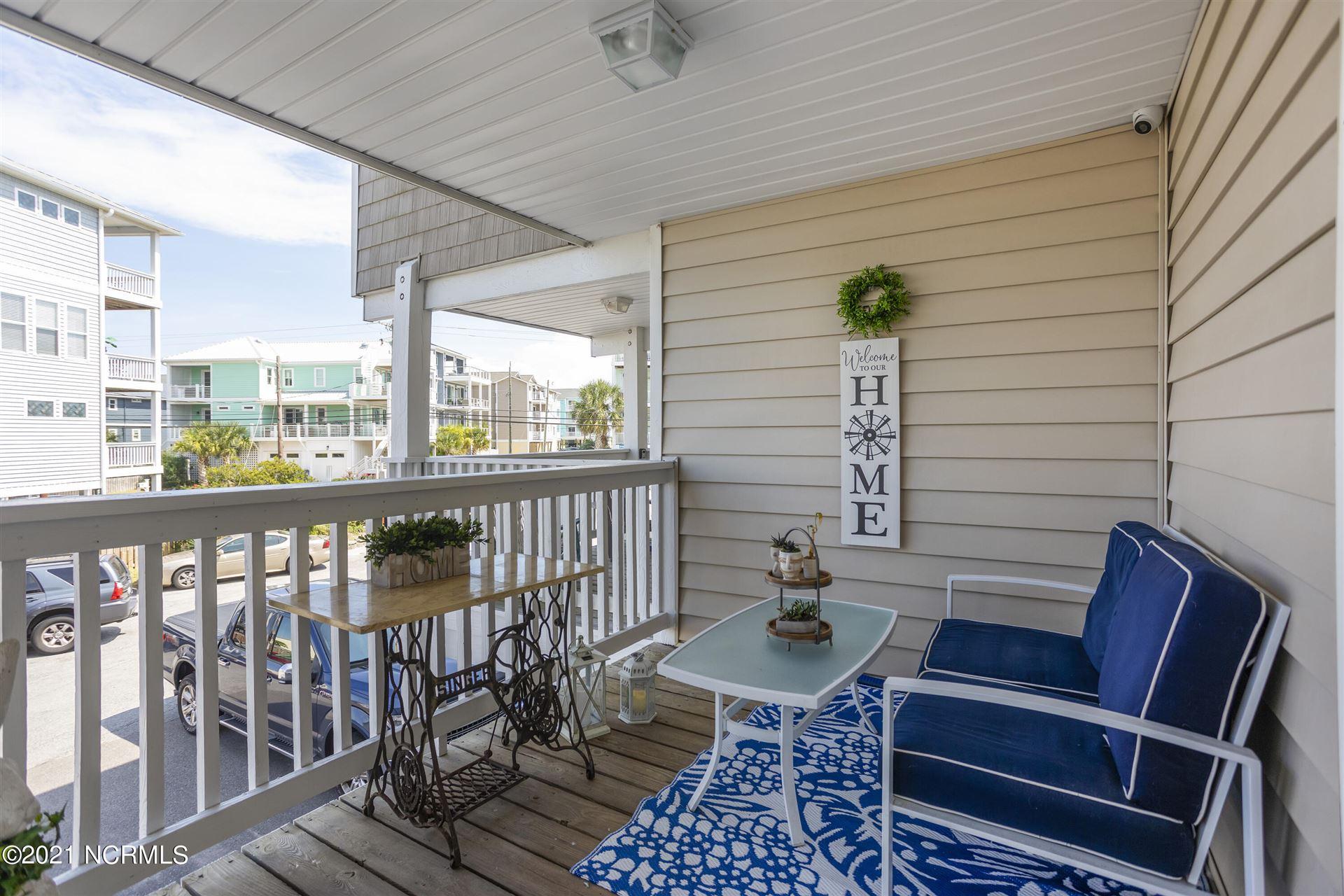 Photo of 1407 Canal Drive #Unit 21, Carolina Beach, NC 28428 (MLS # 100290165)