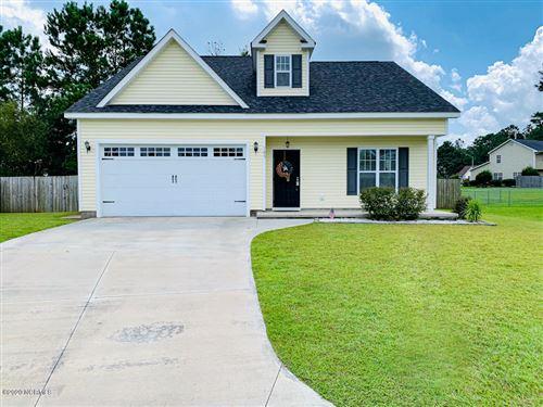 Photo of 103 Nicolas Andrew Court, Jacksonville, NC 28546 (MLS # 100235166)