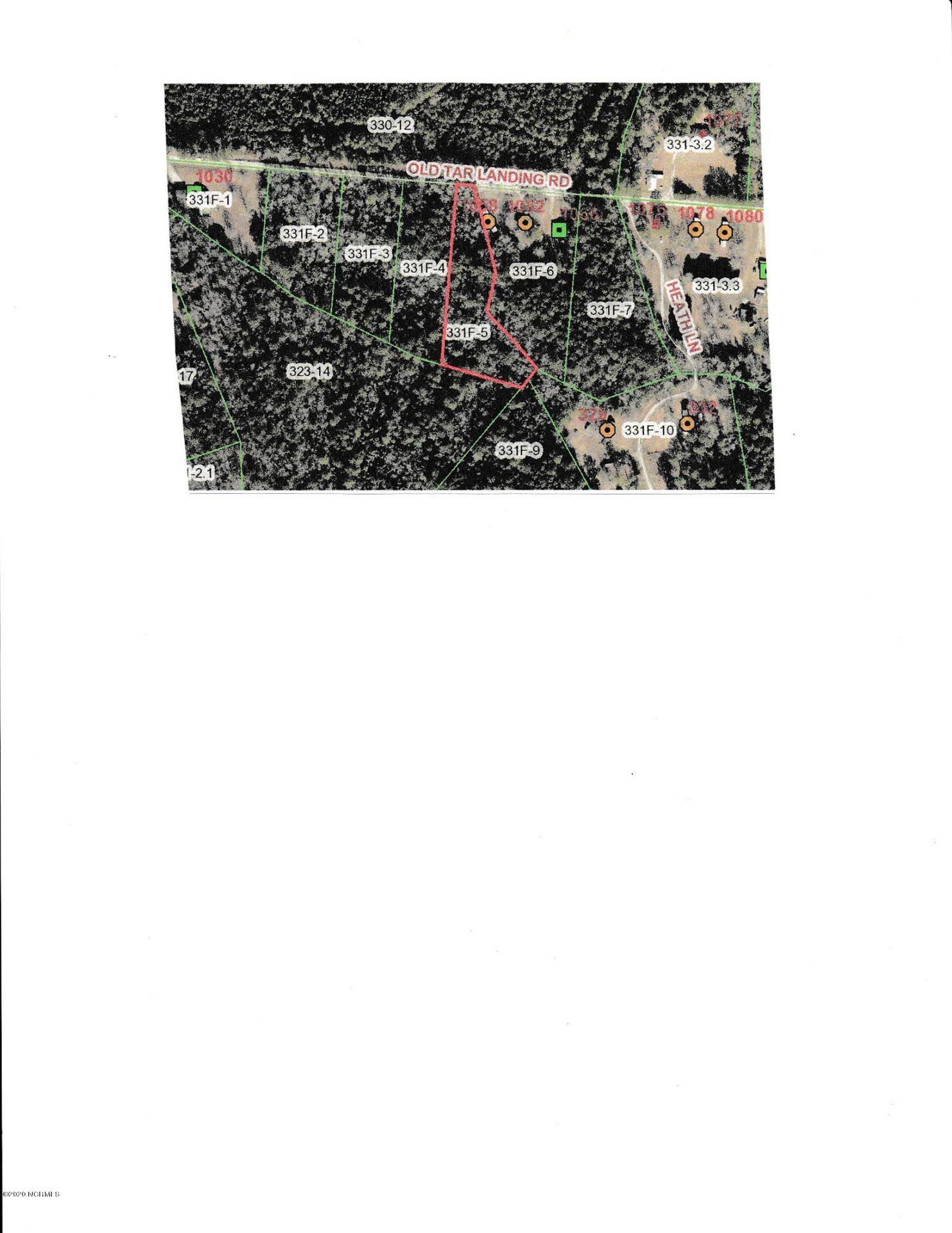 Photo of Tbd Old Tar Landing Road, Jacksonville, NC 28540 (MLS # 100080167)