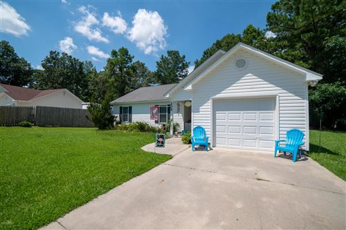 Photo of 205 Sourwood Court, Jacksonville, NC 28540 (MLS # 100225168)
