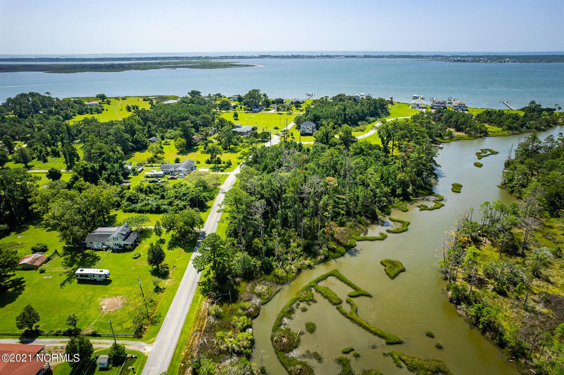 Photo of Lots 1 & 2 Ferry Dock Road, Gloucester, NC 28528 (MLS # 100289168)