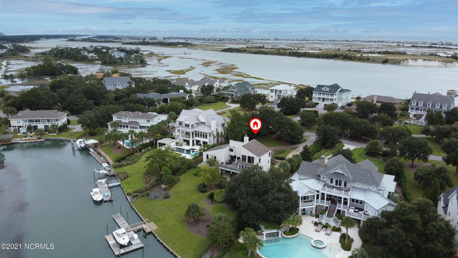 Photo of 820 Inlet View Drive, Wilmington, NC 28409 (MLS # 100294168)