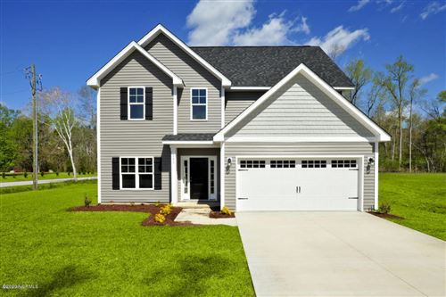 Photo of 630 Weeping Willow Lane, Jacksonville, NC 28540 (MLS # 100218169)