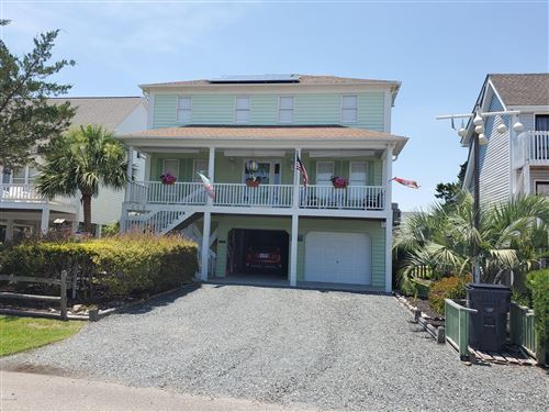 Photo of 119 Frigate Drive, Holden Beach, NC 28462 (MLS # 100227169)
