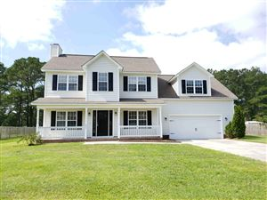 Photo of 332 Rock Creek Drive S, Jacksonville, NC 28540 (MLS # 100184170)
