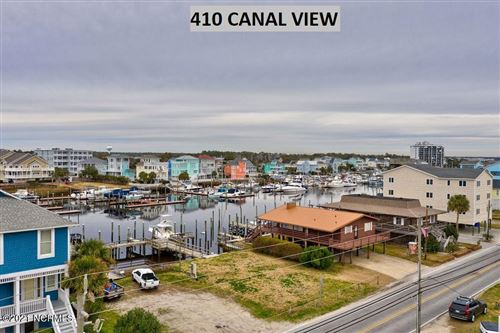 Tiny photo for 406-410 Canal Drive, Carolina Beach, NC 28428 (MLS # 100254171)