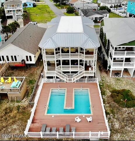 Photo of 910 Fort Fisher Boulevard N #Unit A, Kure Beach, NC 28449 (MLS # 100265171)
