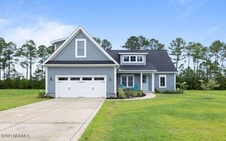 Photo of 177 Twining Rose Lane, Holly Ridge, NC 28445 (MLS # 100278171)