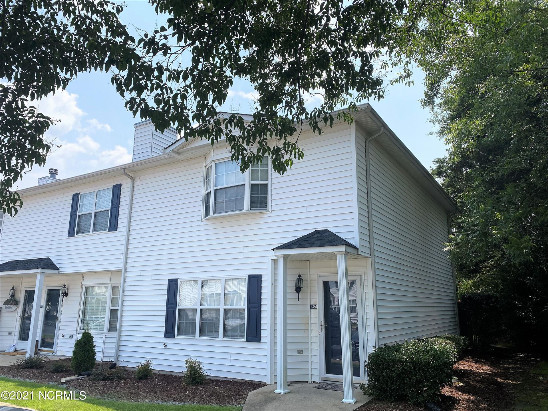 Photo of 975 Spring Forest Road #B-7, Greenville, NC 27834 (MLS # 100283171)