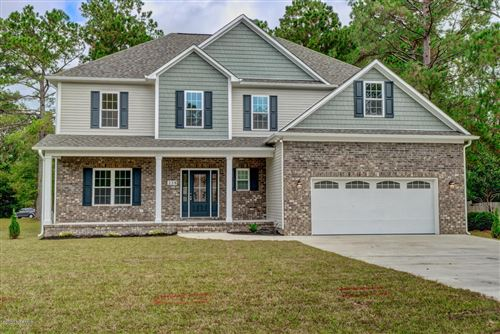 Photo of 228 Egret Point Drive, Sneads Ferry, NC 28460 (MLS # 100211172)