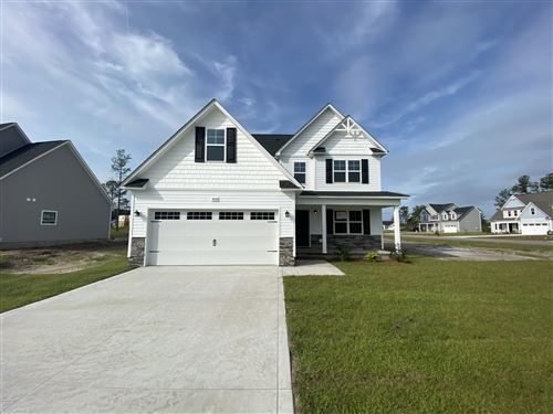Photo of 509 Admiral Bend Drive, Sneads Ferry, NC 28460 (MLS # 100215172)