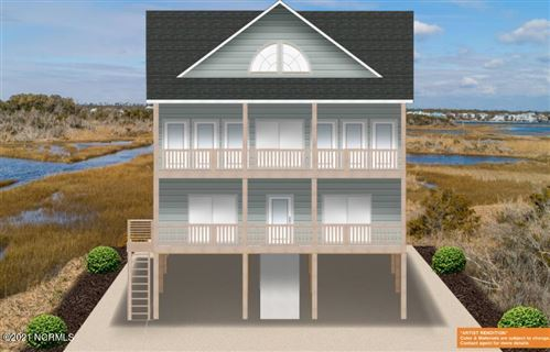 Photo of 1113 New River Inlet Road, North Topsail Beach, NC 28460 (MLS # 100258173)
