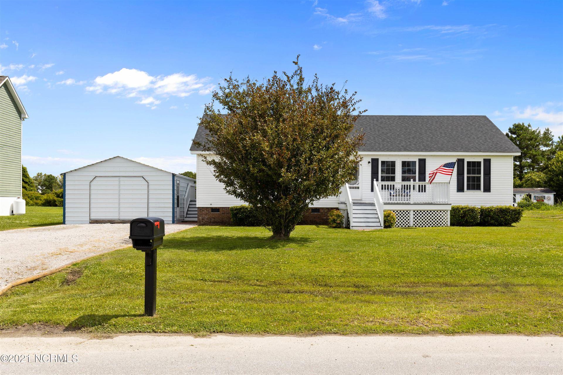 Photo of 203 Gull Court, Beaufort, NC 28516 (MLS # 100279173)