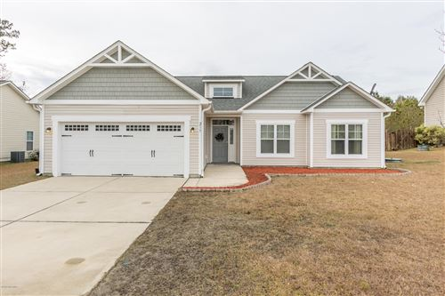 Photo of 215 Silver Hills Drive, Jacksonville, NC 28546 (MLS # 100143174)