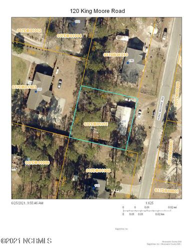 Tiny photo for 120 King Moore Road, Leland, NC 28451 (MLS # 100278174)