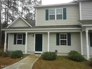 Photo of 1404 Old Folkstone Road #1, Sneads Ferry, NC 28460 (MLS # 100192175)