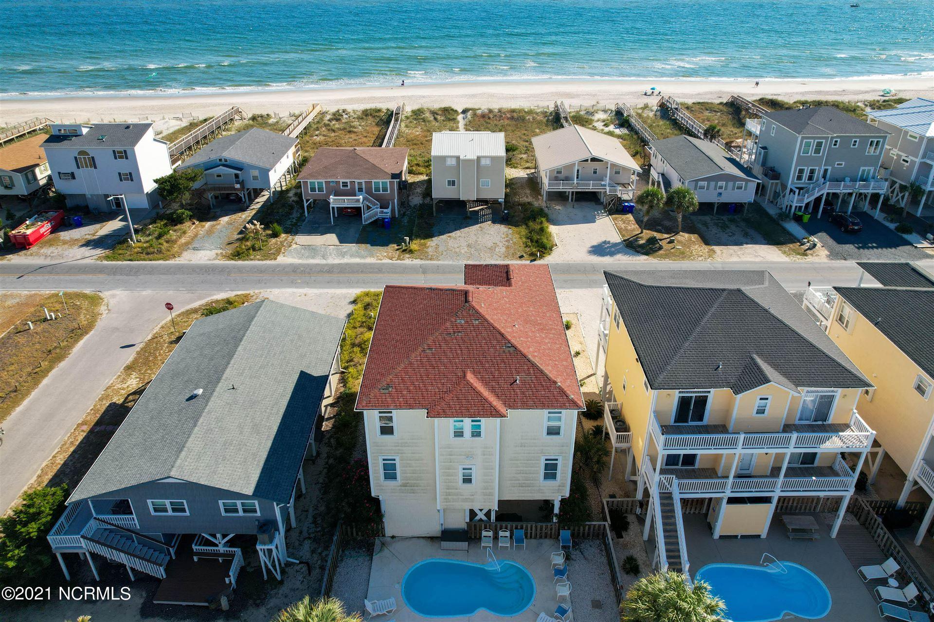 Photo of 337 E First Street, Ocean Isle Beach, NC 28469 (MLS # 100296175)